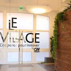 Le Village Espaces Événementiels - Hall Entrée